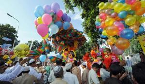 Eid Festivities
